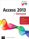 Access 2013 on Demand (eBook)