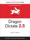 Dragon Dictate 2.5 (eBook): Visual QuickStart Guide