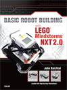 Basic Robot Building With LEGO Mindstorms NXT 2.0 (eBook)