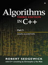 Algorithms in C++ Part 5 (eBook): Graph Algorithms