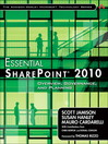 Essential SharePoint 2010 (eBook): Overview, Governance, and Planning