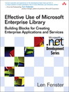 Effective Use of Microsoft Enterprise Library (eBook)