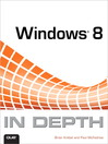 Windows 8 In Depth (eBook)