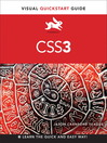 CSS3 (eBook): Visual QuickStart Guide