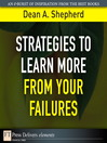 Strategies to Learn More from Your Failures (eBook)