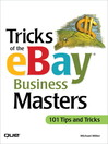 Tricks of the eBay Business Masters (eBook)