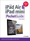 The iPad Air and iPad Mini Pocket Guide (eBook)