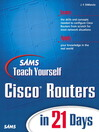 Sams Teach Yourself Cisco® Routers in 21 Days (eBook)