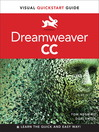 Dreamweaver CC (eBook): Visual QuickStart Guide