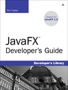 JavaFX Developer's Guide (eBook)