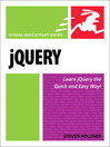 jQuery (eBook): Visual QuickStart Guide