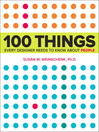 100 Things Every Designer Needs to Know About People (eBook): Personal Reflection for Sound Investing and Self-Improvement