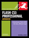Flash CS3 Professional Advanced for Windows and Macintosh (eBook): Visual QuickPro Guide