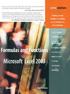 Formulas and Functions with Microsoft Excel 2003 (eBook)