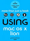 Using Mac OS X Lion (eBook)