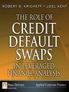 The Role of Credit Default Swaps in Leveraged Finance Analysis (eBook)