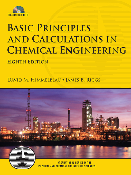 Basic Principles and Calculations in Chemical Engineering (eBook)
