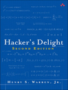 Hacker's Delight (eBook)