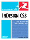 Cover image of InDesign CS3 for Macintosh and Windows