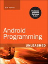 Android Programming Unleashed (eBook)