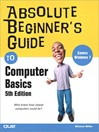 Absolute Beginner's Guide to Computer Basics (eBook)