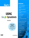 Using Google Spreadsheets (Digital Short Cut) (eBook)