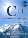The C++ Programming Language (eBook)