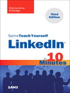 Sams Teach Yourself LinkedIn® in 10 Minutes (eBook)