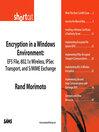 Encryption in a Windows Environment (eBook)