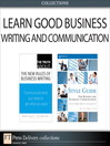 Learn Good Business Writing and Communication (eBook)