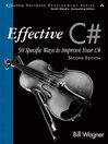 Effective C# (eBook): 50 Specific Ways to Improve Your C#
