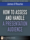 How to Access and Handle a Presentation Audience (eBook)