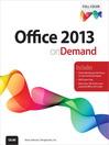 Office 2013 On Demand (eBook)