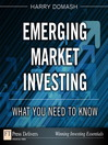 Emerging Market Investing (eBook): What You Need to Know
