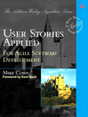 User Stories Applied (eBook): For Agile Software Development