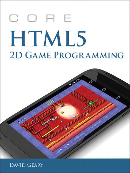 Core HTML5 2D Game Programming (eBook)