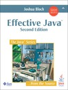 Effective Java<sup>TM</sup> (eBook)