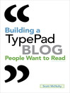 Building a TypePad Blog People Want to Read (eBook)