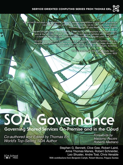 SOA Governance (eBook)