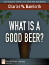 What Is a Good Beer? (eBook)
