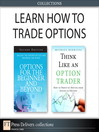 Learn How to Trade Options (Collection) (eBook)