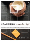 Learning JavaScript (eBook): A Hands-On Guide to the Fundamentals of Modern JavaScript