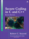 Secure Coding in C and C++ (eBook)