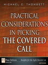Practical Considerations in Picking the Covered Call (eBook)