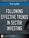 Following Effective Trends in Sector Investing (eBook)