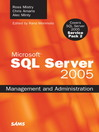 Microsoft SQL Server 2005 Management and Administration (eBook): Managing and Maintaining a Windows Server 2003 Environment
