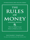 The Rules of Money (eBook): How to Make It and How to Hold on to It