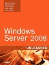 Windows Server® 2008 Unleashed (eBook)