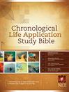 Chronological Life Application Study Bible NLT (eBook)