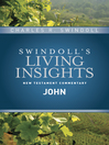 Insights on John (eBook): Swindoll's Living Insights New Testament Commentary, Volume 4